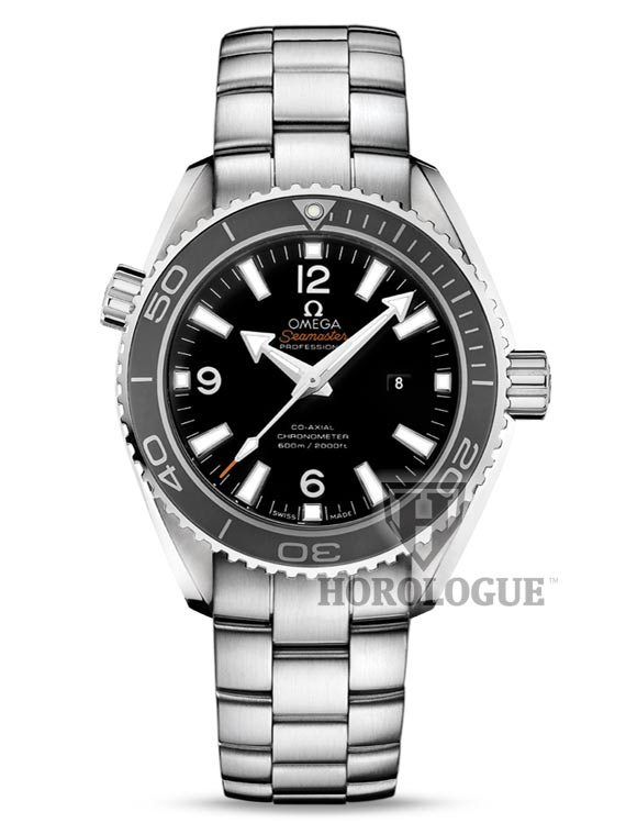 Black Omega Planet Ocean 23230382001001 watch