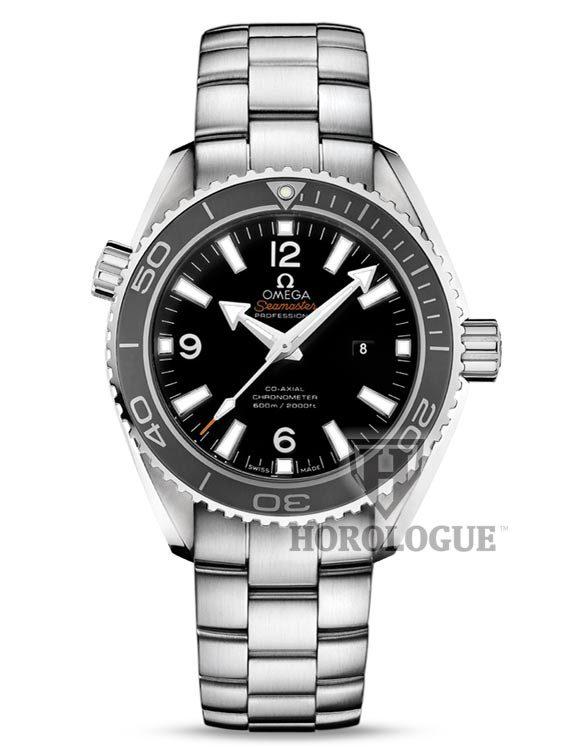Black Omega Planet Ocean 23230382001001 watch