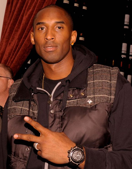 Kobe Bryant with Nubeo
