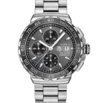Tag Heuer Grey Dial Watch