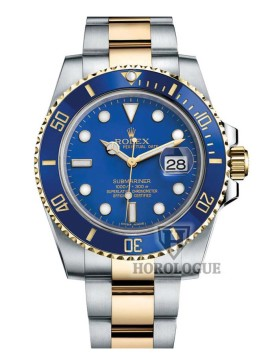 Rolex Submariner reference 116613LB