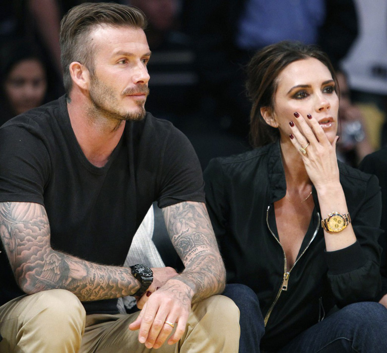 david_and_victoria_beckham_rolex_watches