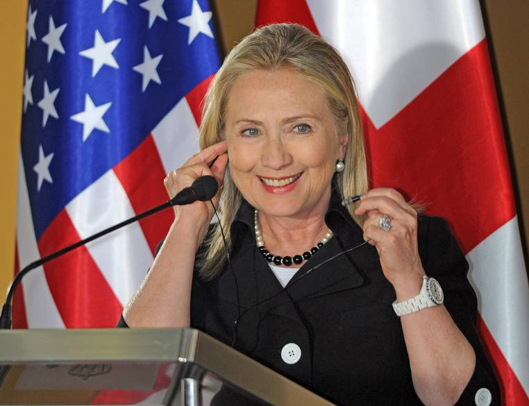 j12 chanel Clinton