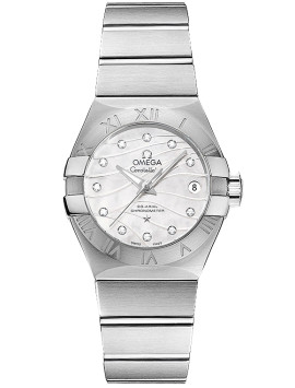 Stainless Steel Ladies Constellation watch