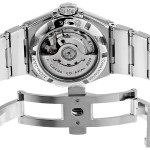 see through back of Omega Constellation for ladies