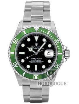 Green Rolex Submariner 50th Anniversary