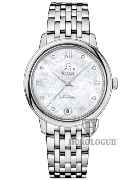 Omega De Ville Batterfly Ladies Watch