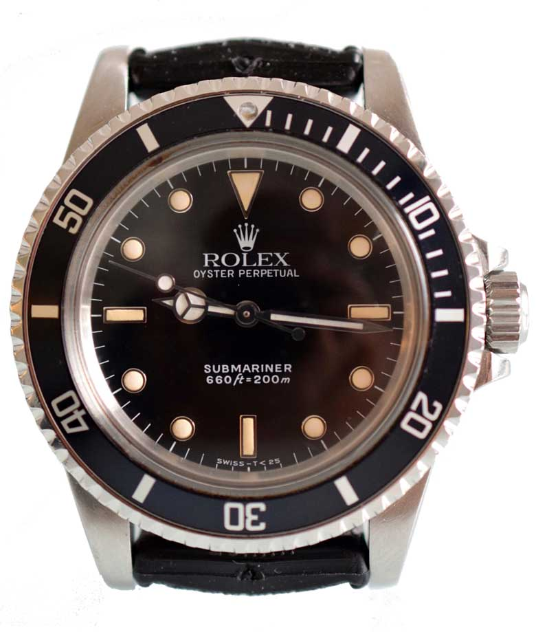 Live and Let Die Submariner