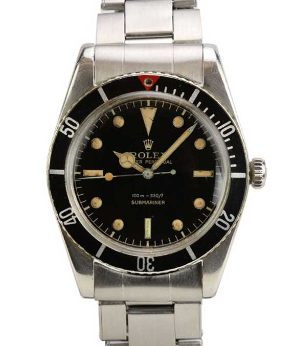 James Bond Dr No Submariner
