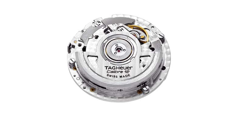 Picture of Tag Heuer Calibre 12 Mechanism