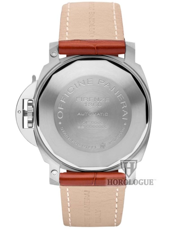 case back of pam00048 watch
