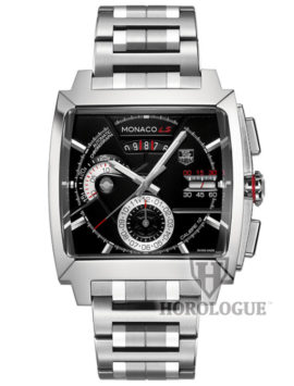 TAG heuer monaco ls watch