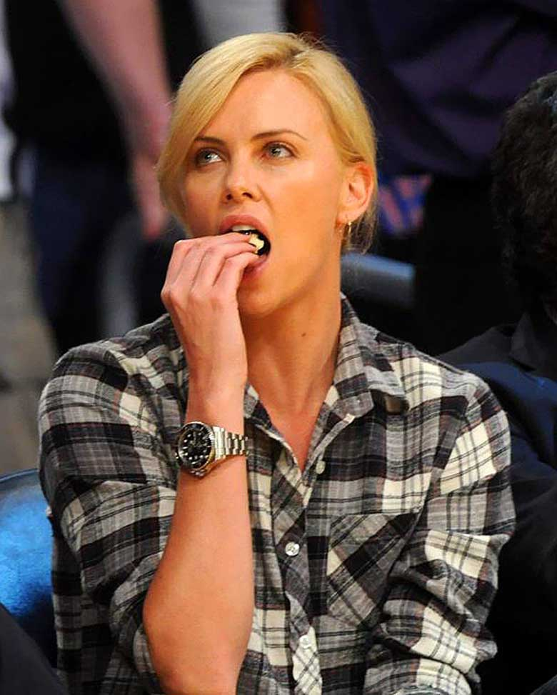 Charlize-Theron-Rolex-sea-dweller