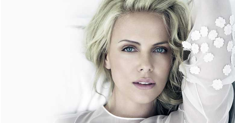 picture of actress Charlize Theron