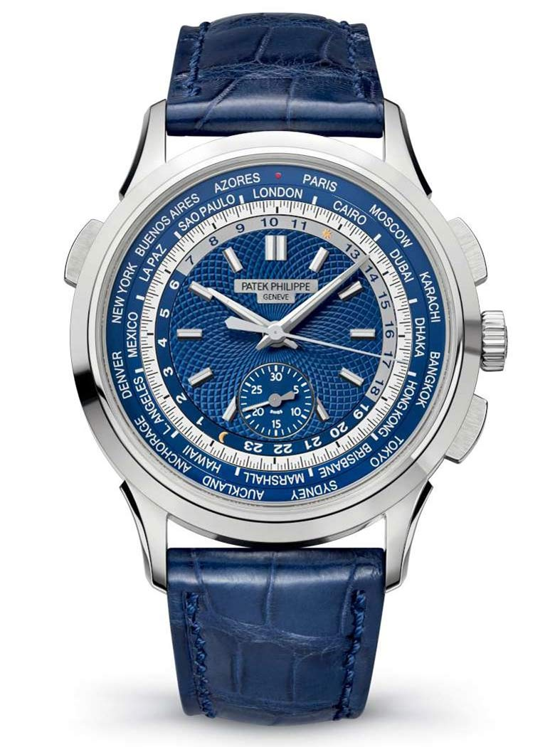 Patek Philippe Ref. 5930G World Time Chronograph