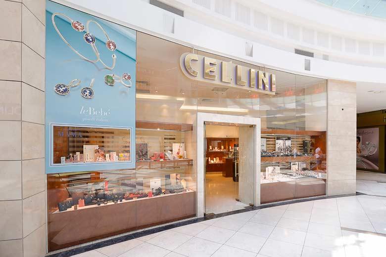 Celini Bucharest store front