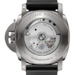 Panerai Luminor Submersible 1950 Model PAM00305 transparent back case