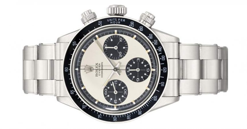 paul newman white daytona rolex model