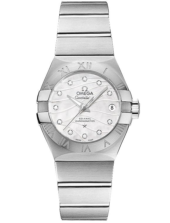 Stainless Steel Ladies Constellation watch