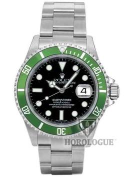 Green Rolex Submariner 50th Anniversary