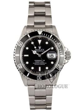 Black Rolex Submariner 16610 picture